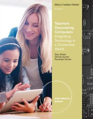 Cover of Teachers Discovering Computers