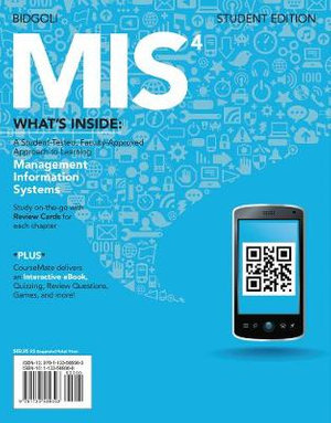 Cover of MIS (with Review Cards)