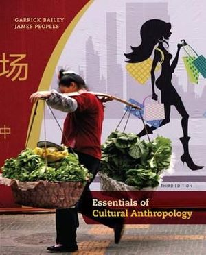 Cover of Essentials of Cultural Anthropology