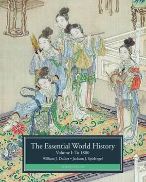 Cover of The Essential World History