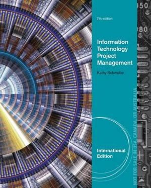Cover of Information Technology Project Management
