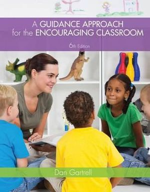 Cover of A Guidance Approach for the Encouraging Classroom
