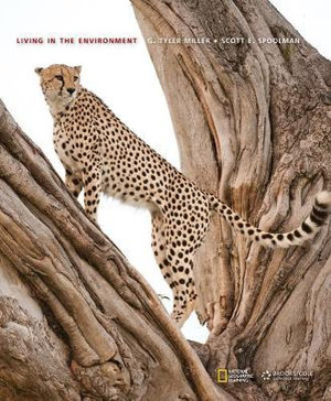Cover of Living in the Environment