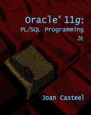Cover of Oracle 11g: PL/SQL Programming