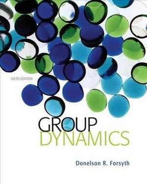 Cover of Group Dynamics