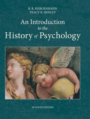 Cover of An Introduction to the History of Psychology