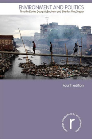 Cover of Environment and Politics
