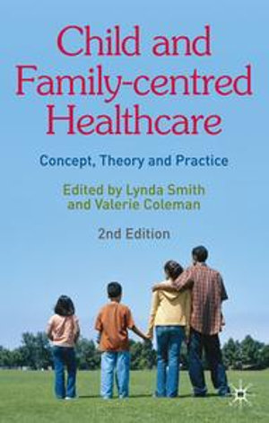 Cover of Child and Family-Centred Healthcare