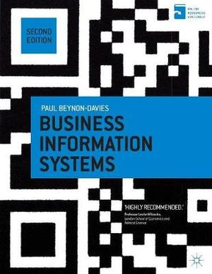 Cover of Business Information Systems