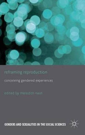 Cover of Reframing Reproduction