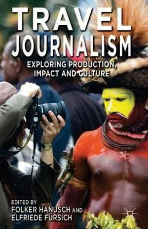 Cover of Travel Journalism