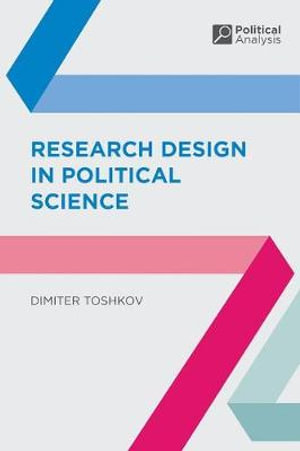Cover of Research Design in Political Science