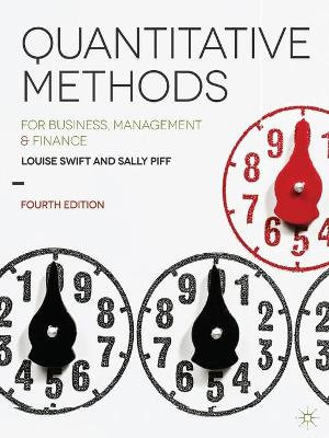 Cover of Quantitative Methods