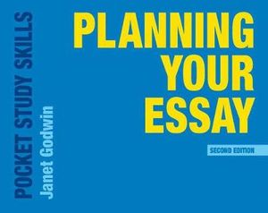 Cover of Planning Your Essay