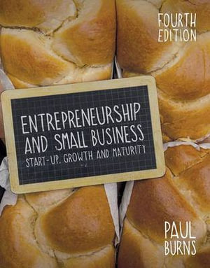 Cover of Entrepreneurship and Small Business