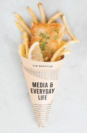 Cover of Media and Everyday Life