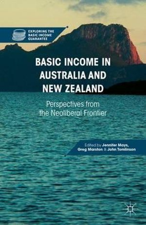 Cover of Basic Income in Australia and New Zealand