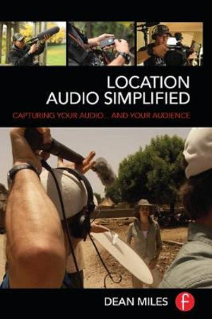 Cover of Location Audio Simplified