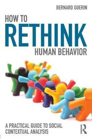 Cover of How to Rethink Human Behavior