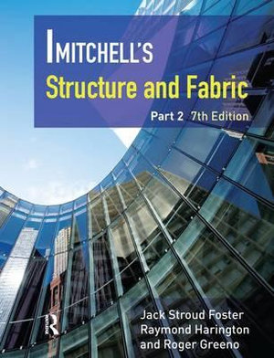 Cover of Mitchell's Structure & Fabric