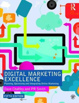 Cover of Digital Marketing Excellence