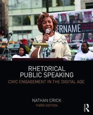 Cover of Rhetorical Public Speaking