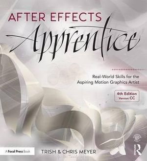 Cover of After Effects Apprentice