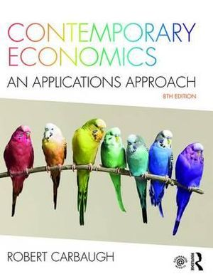 Cover of Contemporary Economics