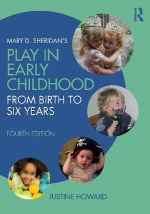 Cover of Mary D. Sheridan's Play in Early Childhood