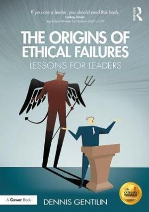 Cover of The Origins of Ethical Failures