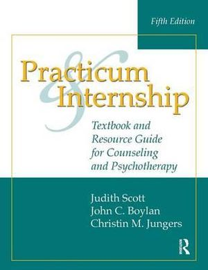 Cover of Practicum and Internship