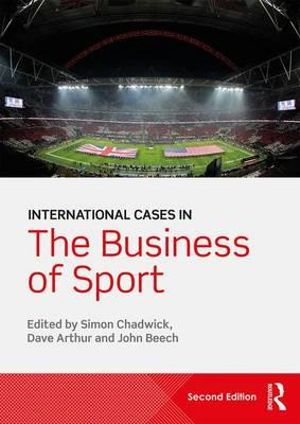 Cover of International Cases in the Business of Sport
