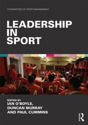 Cover of Leadership in Sport