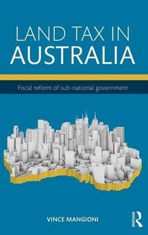 Cover of Land Tax in Australia