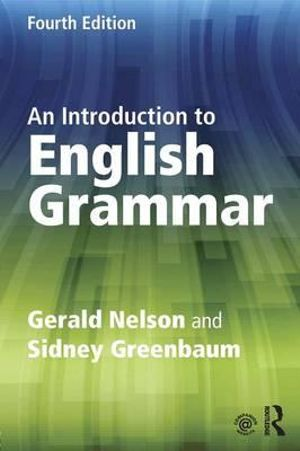 Cover of An Introduction to English Grammar