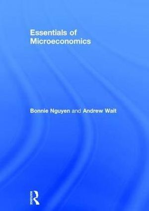 Cover of Essentials of Microeconomics