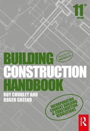 Cover of Building Construction Handbook Eleventh Edition