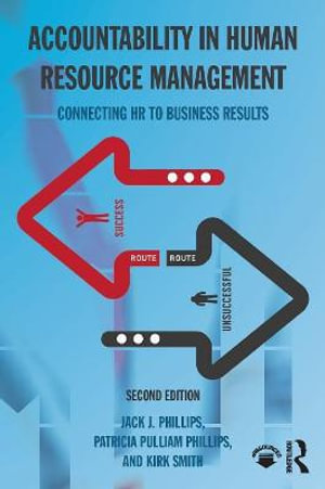 Cover of Accountability in Human Resource Management