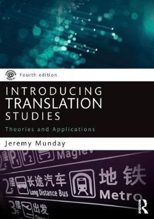 Cover of Introducing Translation Studies
