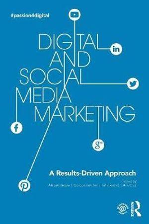 Cover of Digital and Social Media Marketing