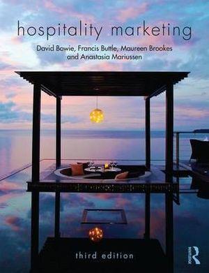 Cover of Hospitality Marketing