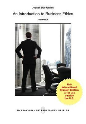Cover of An Introduction to Business Ethics