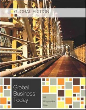 Cover of Global Business Today - Global Edition