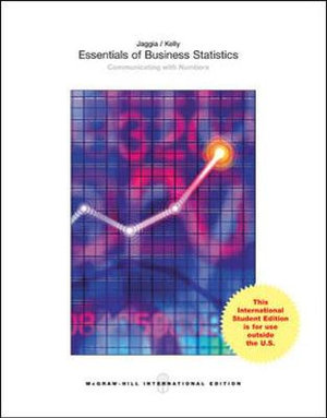 Cover of Essentials of Business Statistics