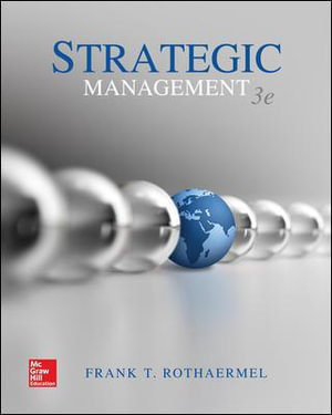 Cover of Strategic Management: Concepts