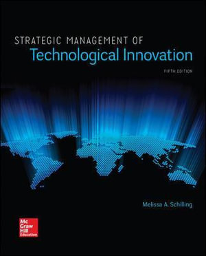 Cover of Strategic Management of Technological Innovation