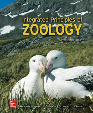 Cover of LooseLeaf for Integrated Principles of Zoology