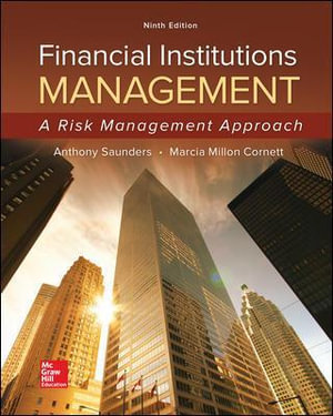 Cover of Financial Institutions Management: A Risk Management Approach