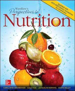 Cover of Wardlaws Perspectives in Nutrition Updated with 2015 2020 Dietary Guidelines for Americans