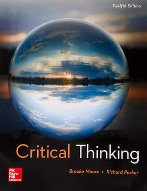 Cover of Critical Thinking 12E (Bound)